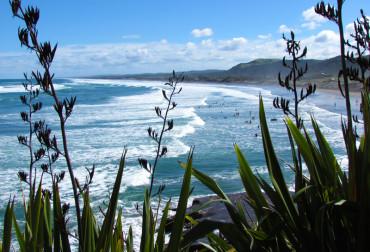 Muriwai-Beach