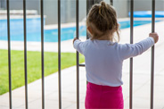 Fencing provides unsupervised access to pool areas.