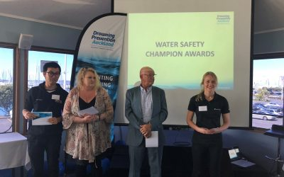 Water Safety Champions Awards 2018