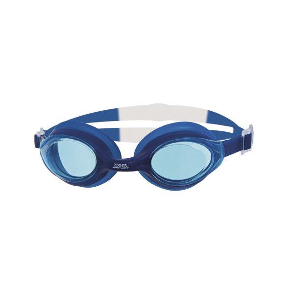 Blue-white-goggle
