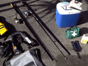 Must have rock fishing equipment